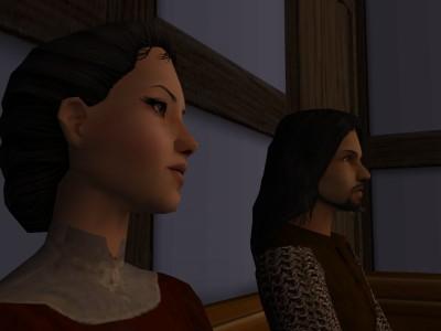 Matilda and Leofric.