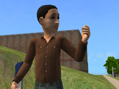 Change skin or eyes in SimPE - Lothere | Verso