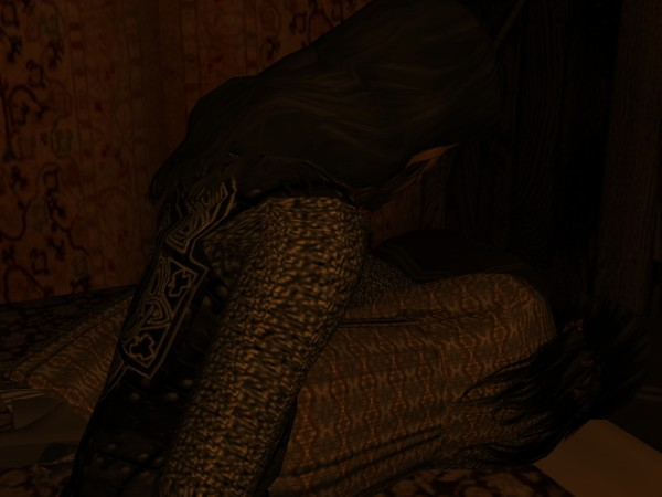 She was not dead, but sleeping.