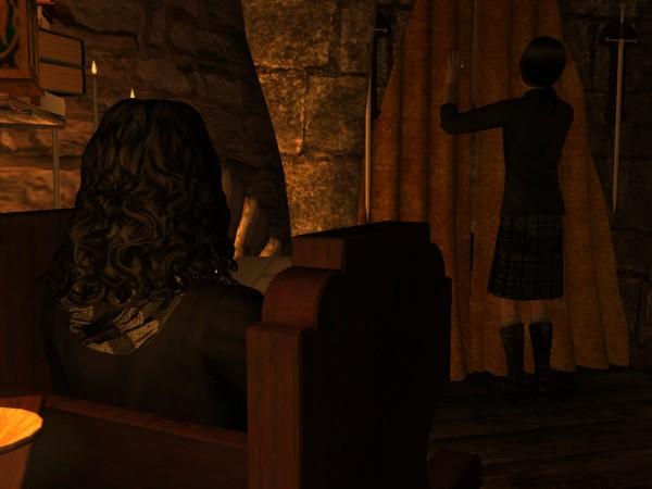 'Come along, Gaeth.'