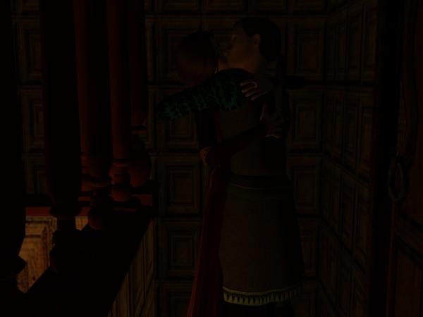 Britamund pulled his body against hers.