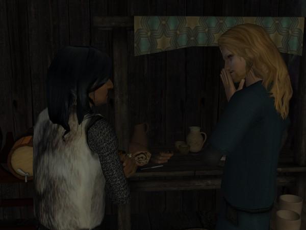 'So, you think I killed those men?'