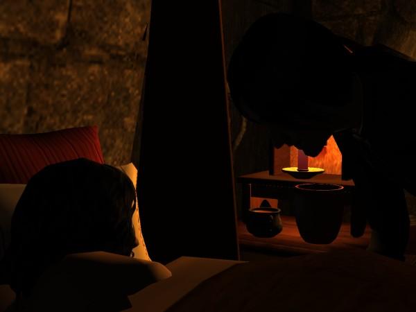 'Good night, then.'