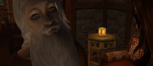 Preview image for Myrddin offers aid and advice
